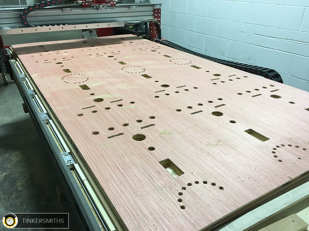 CNC Services in Charlottesville Virginia