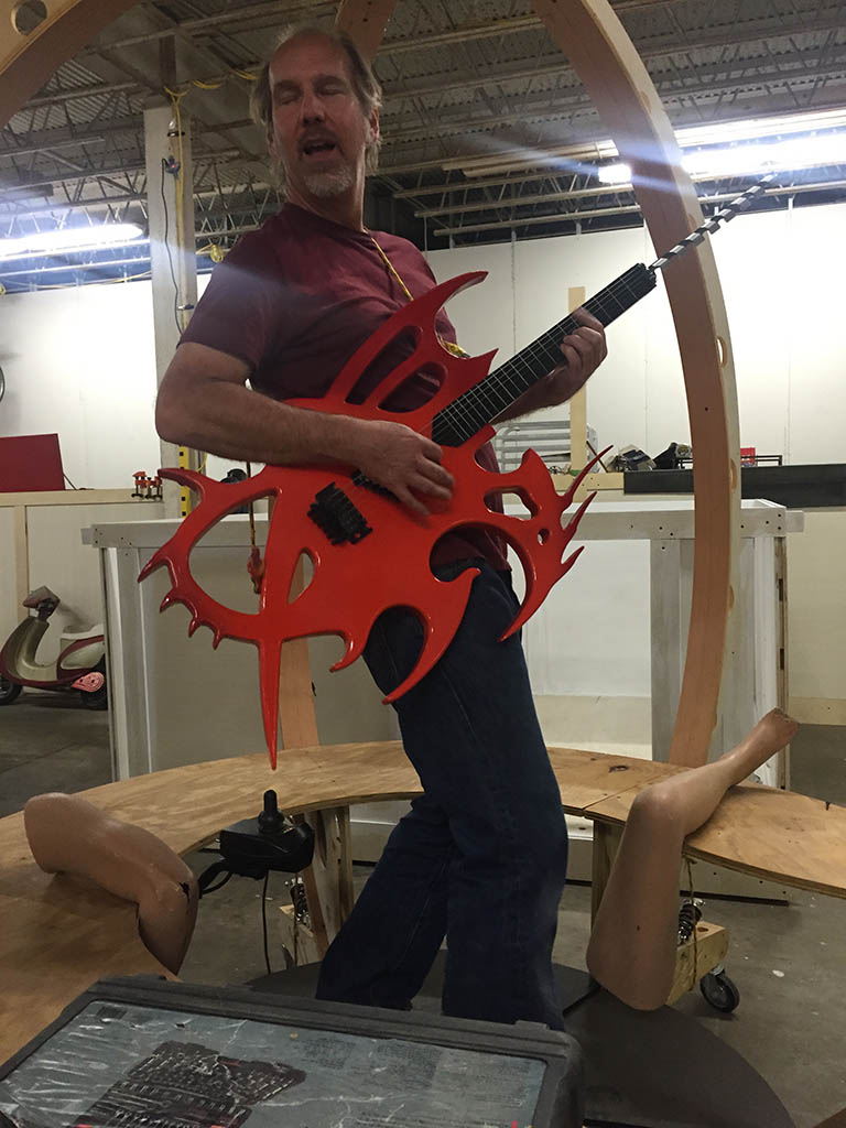 Guitar Making Charlottesville